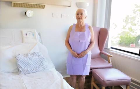 Hospital Gowns, Bare Modesty Hospital Apron